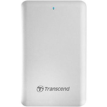 Transcend 2TB Thunderbolt USB 3.0 External Hard Drive for MAC (TS2TSJM300)