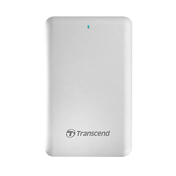 Transcend 256GB Thunderbolt Solid State Drive StoreJet 500 for MAC (TS256GSJM500) 2 HFS+ pre-formatted for MAC USB 3.0 interface + Thunderbolt Interface SSD