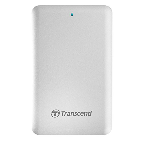 Transcend 2TB Thunderbolt USB 3.0 External Hard Drive for MAC (TS2TSJM300)