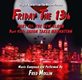 FRIDAY THE 13TH: PART VII THE NEW BLOOD / PART VIII JASON TAKES MANHATTAN [Soundtrack]