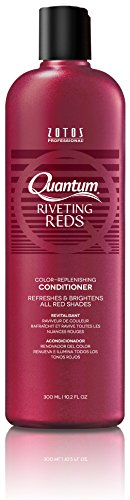 Quantum Colors Color Replenishing Conditioner, Riveting Reds, ()