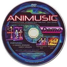 ANIMUSIC SAMPLER DVD