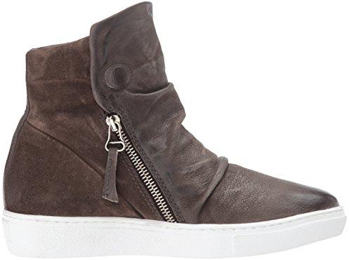 Miz Mooz Women's Lavinia Sneaker, Grey, 38 EU Grey