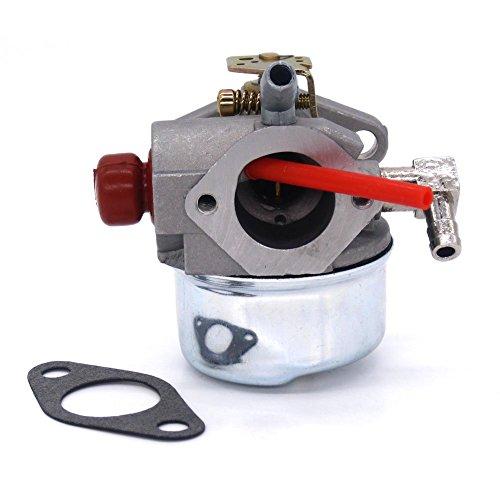(NIMTEK Carburetor Carb for Tecumseh 640350 640303 640271 Sears Craftsman Mowers LEV100 LEV105 LEV120 LV195EA LV195XA Engine)