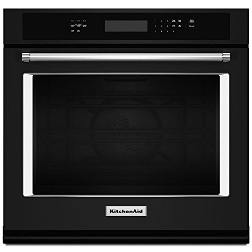 "Kitchenaid - 27"" Built-in Single Electric Convection Wall Ov"