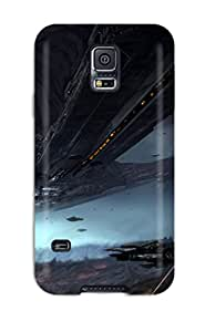 Hot New Arrival Battle For Galaxy S5 Case Cover