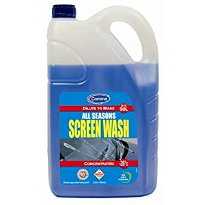Comma SW5L 5L All Seasons Screen Wash