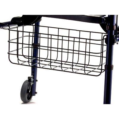 - Invacare Rollite Rollator Walker Basket - Rollite Rollator Basket - 65110 by Invacare