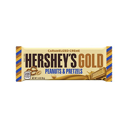HERSHEY'S GOLD Bar, 1.4 - Hershey Store