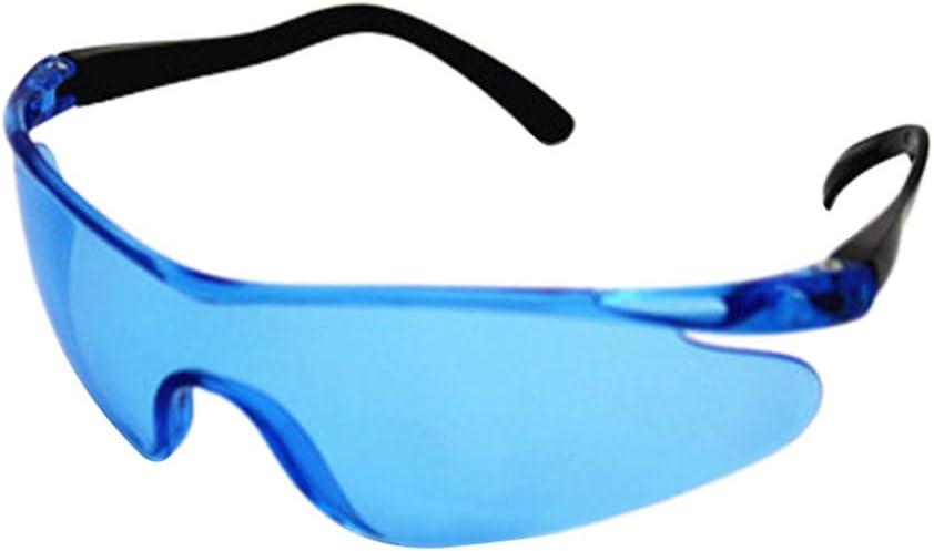 LIOOBO 6pcs Gafas de protección de Seguridad Gafas de Seguridad Piscina Fiesta de Playa Favores para niños Juguetes Divertidos de Verano Globos de Agua Lucha Artículos de Fiesta de cumpleaños (Azul)