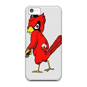 Cute Tpu Elaney St. Louis Cardinals Case Cover For Iphone 5c