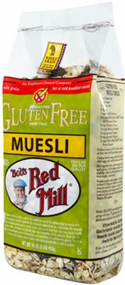 Bobs Red Mill Cereal Muesli Gf by Bob's Red Mill