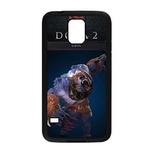 Samsung Galaxy S5 Cell Phone Case Black Defense Of The Ancients Dota 2 URSA 002 IX7672596