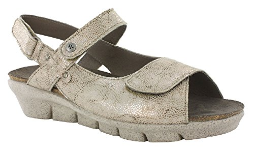 shopping online high quality Wolky Comfort Mary Janes Seamy Cross Beige Caviar outlet best seller websites sale best wholesale cheap pictures uJW7t7j