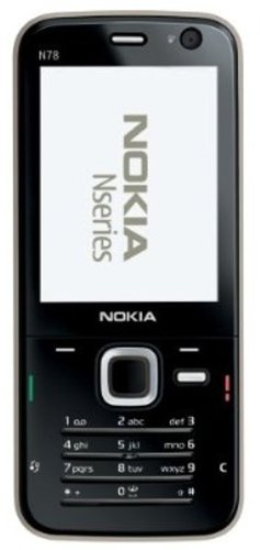 amazon com nokia n78 unlocked phone with 3 2 mp camera 3g wi fi rh amazon com Nokia 6300 Nokia N98