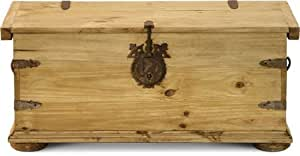 Large Trunk with Lock