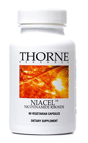Thorne Research NiaCel Nicotinamide Riboside For Cognitive Function and Nerve Support