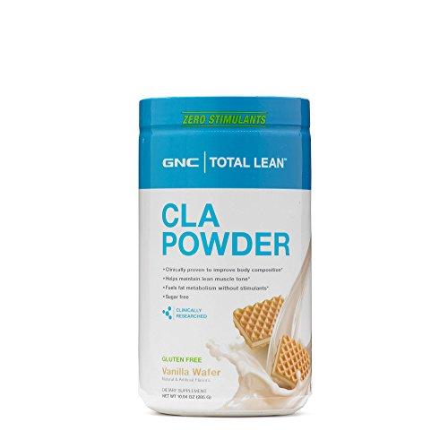 GNC Total Lean CLA Powder - Vanilla Wafer by GNC