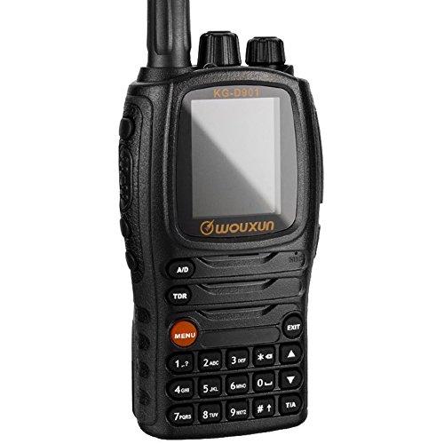 Wouxun KG-D901 LED Flashlight Dmr Digital Two Way Radio 4W U