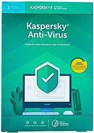 Kaspersky Anti-Virus - 1 PC,  KASPERSKY, KL1171K5AFS-9
