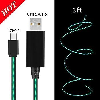 Amazon Com Modal 3 Lighted Micro Usb Cable Blue