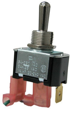(KB Electronics Forward-Stop-Reverse Switch Kit 9480 for KBAC upc 024822094801)