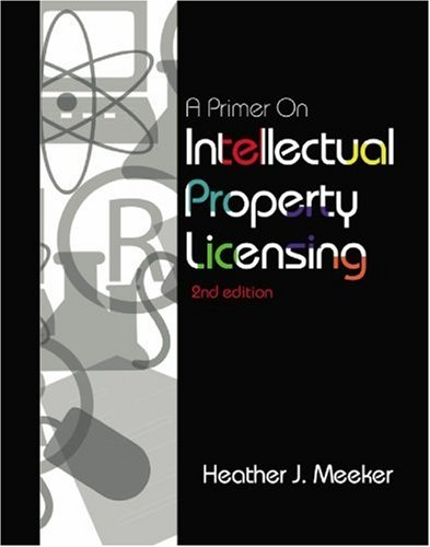 A Primer on Intellectual Property Licensing (Brand Licensing)