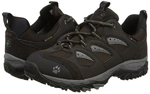 Mtn Low Jack Wolfskin W Shoe Storm Texapore Women's Hiking IH2WD9EYe