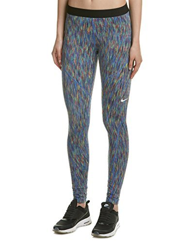 Nike Womens Pro Hyperwarm Tight, S, Blue by NIKE