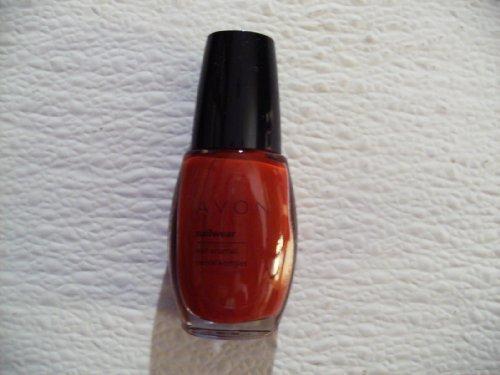 Avon Nailwear Nail Enamel - Avon Nailwear Nail Enamel Real Rose