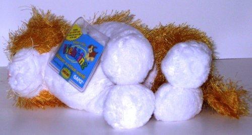 Webkinz Plush Stuffed Animal 2nd Generation No Magic 'W' Orange & White Cat
