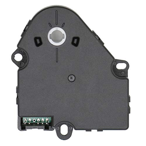 (Blend Door Actuator - Replaces# 89018365, 604-106, 52402588 - Fits Chevy Silverado 1500 Silverado 2500 HD Tahoe, GMC Sierra 1500 99 00 01 02 03 04 05 06 07 08)