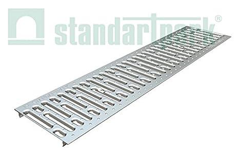 Amazon.com: standartpark Rejilla de acero inoxidable 9,4 x W ...