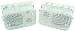 LTC Audio SSP-406W - Equipo de altavoces de 60W, blanco