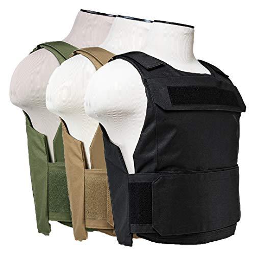 (ATG Discreet Vest Fully Adjustable (Tan, M-2XL))