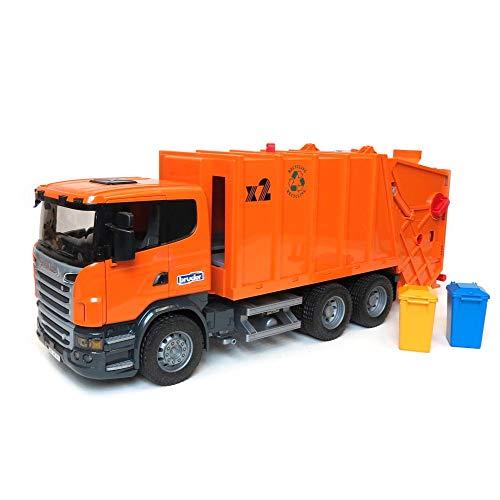 Bruder Scania R-Series Garbage Truck - ()