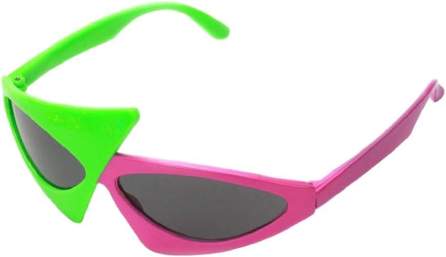 EIS am Stiel Baoblaze Lustige Partybrille Spa/ßbrille Sonnenbrille Mottobrille Karneval Fasching Halloween Kost/üm Selfie-Requisit