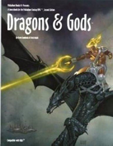 Dragons & Gods (Palladium Fantasy RPG, 2nd edition) from Palladium Books