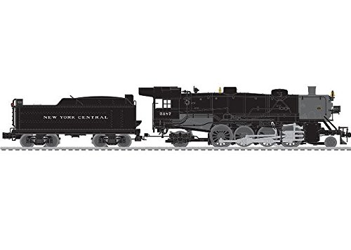 Lionel New York Central USRA Light Mikado #5187 Train