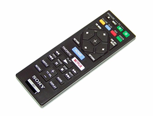 OEM Sony Remote Control Originally Shipped With: BDPS1700CA, BDP-S1700CA, BDPS3700, BDP-S3700, BDPS1700, BDP-S1700, BDPS1700D, BDP-S1700D