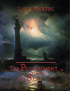 The Punishment sent by the Sea: Paranormal Thriller Novel (Readings in Penumbra Series Book 1)
