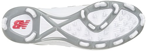 New Balance Men's 3000v3 Baseball TPU Cleat Grey/White