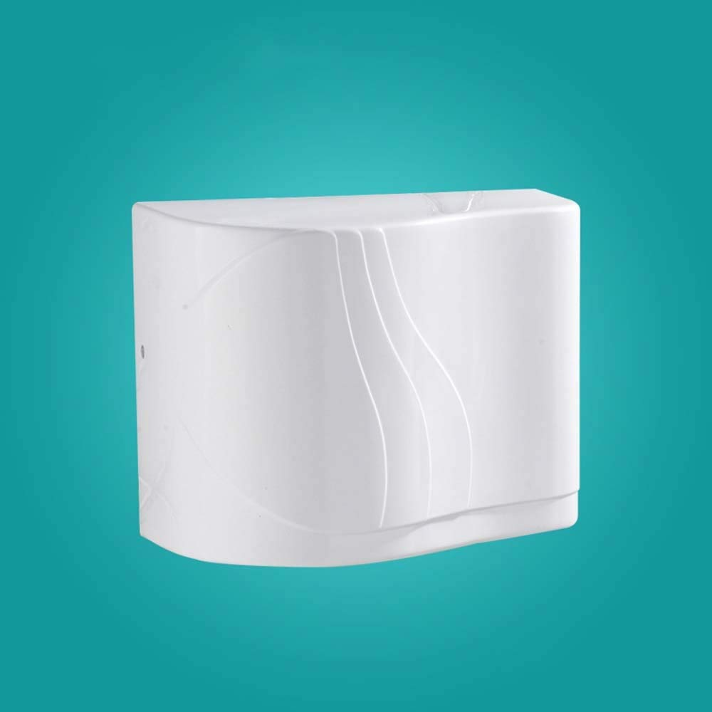 SX-ZZJ .Hand Dryers Automatic Hand Dryer, High Speed Commercial Hand Dryers,1200W High Speed Heavy Duty Wall-Mounted Drying Machine for Bathrooms/Restrooms/Toilets, ABS, White Electric Hand Dryer.