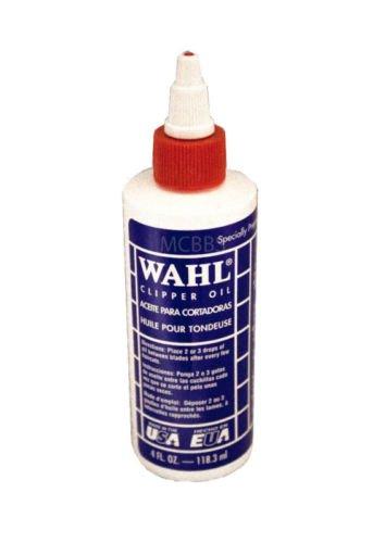 4 Ounce Clipper - Wahl Clipper Oil Squeeze Bottle - 4oz