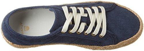 Zoe Azul Mujer Gant Zapatillas para xXSqIwdRw