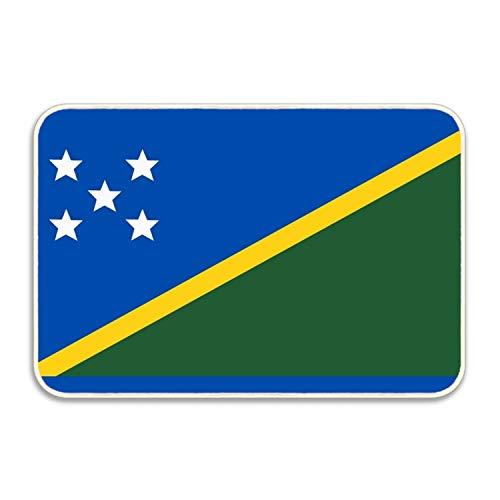 Islands Indoor Flag - yyoungsell Solomon Islands Flag Indoor/Outdoor/Bathroom doormats