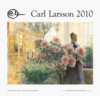 Der große Carl Larsson-Kalender 2010