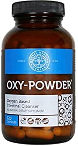 Oxy-Powder Intestinal Cleanser 120 Capsules