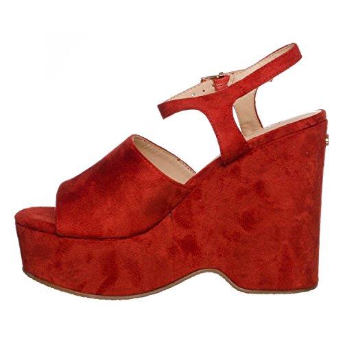 Guess FLKRL2ESU03 Zapatos De Cuña Mujer Brick