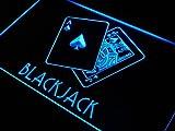 Blackjack Poker LED Sign Neon Light Sign Display m058-b(c)